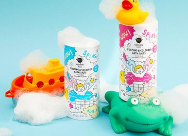 Bath - Foaming bath salts - NAILMATIC KIDS