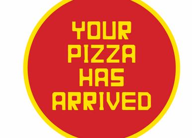 Cadeaux - David Shrigley Tapis à pizza - TURNAROUND