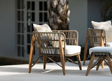 Lawn armchairs - Pimlico Club Collection - INDIAN OCEAN