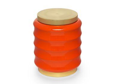 Casket / box - FAIFO Round Tea Box - HANOIA