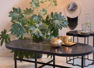 Objets de décoration - Tables basses et tables d'appoint Zeliges - ZENZA