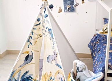 Children's bedrooms - Teepee (wigwam) - HAPPY SPACES