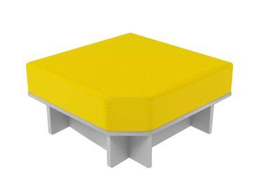 Small sofas - Modular sofa D1 - ZEBRANO