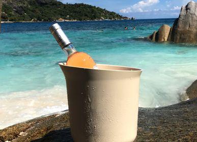 Outdoor decorative accessories - Champagne & Wine bucket - EKOBO