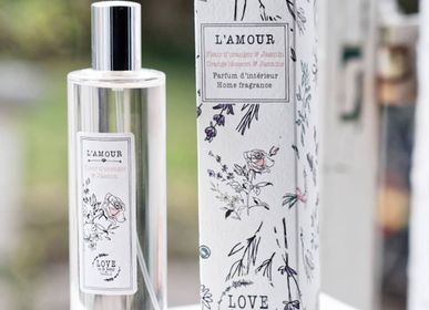 "Home fragrances - ""L'Amour"" Room Spray - LOVE IN ST RÉMY"