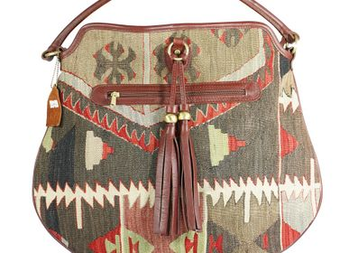 Bags and totes - TURKISH BAG, VINTAGE BAG, KILIM BAG, CARPET BAG, SUMAK BAG - KILIMARTS
