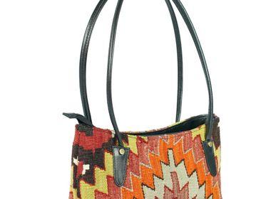 Bags and totes - TURKISH BAG, VINTAGE BAG, KILIM BAG, CARPET BAG, SUMAK BAG - KILIMARTS