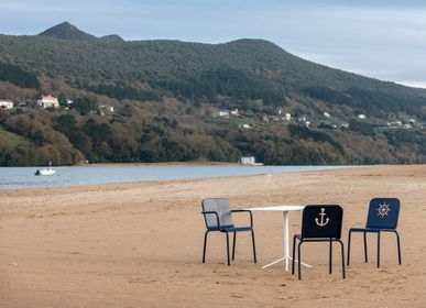 Chaises de jardin - NAUTIC Chair - ISIMAR