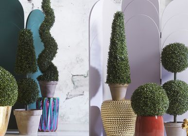 Objets de décoration - Collection UV Buxus - EMERALD ETERNAL GREEN BV