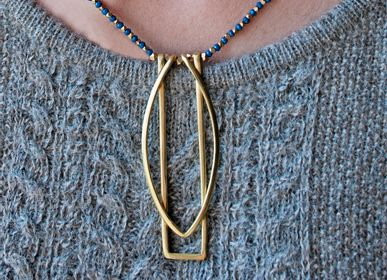 Bijoux - Collier Louise Brooks I - NATARAJ COLLECTION