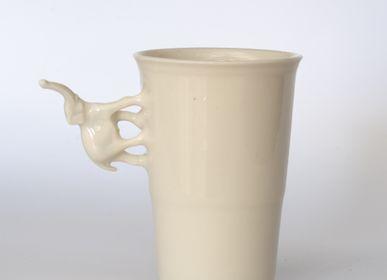 Decorative objects - Mcup Elephant - YUKIKO KITAHARA