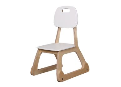 Tables and chairs for children - TEDDY CHAIR (stuckable, height adjustable) - BELSI