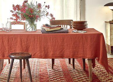 Kitchen fabrics - Tableware - COULEUR CHANVRE