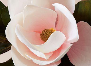Décorations florales - Décoration florale MAGNOLIA - LOU DE CASTELLANE