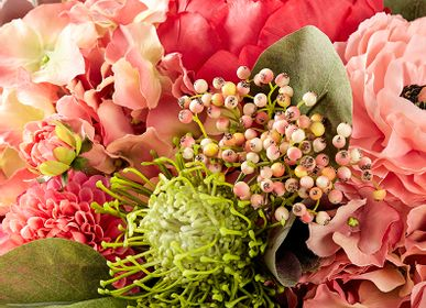 Floral decoration - PROTEA - PEONY - LOU DE CASTELLANE