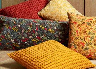 Fabric cushions - Colourful Animal Pattern Cushions - AMADEUS