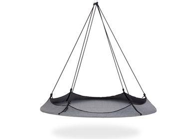 Seats - Gray Hangout Pod - HANGOUT POD