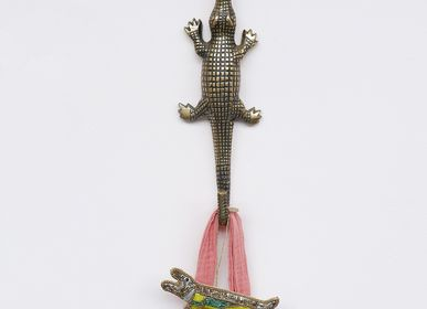 Decorative objects - Curtis Crocodile Hook - DOING GOODS