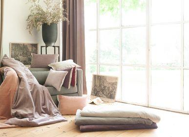 Objets de décoration - Bout de lit - Sofa cover Médicis - EN FIL D'INDIENNE...