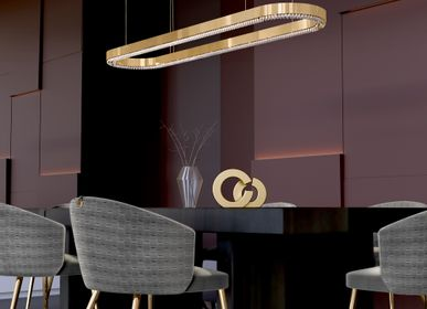 Hotel bedrooms - Metis Suspension - CASTRO LIGHTING