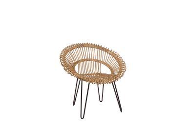 Chaises de jardin - Chaise Remix - RMIX0373 - IL GIARDINO DI LEGNO
