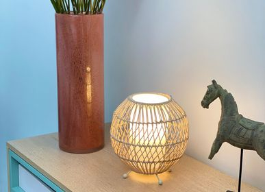 Outdoor table lamps - TABLE LAMP - SO SKIN - IDASY