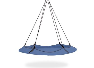 Chairs for hospitalities & contracts - Ink Blue Hangout Pod - HANGOUT POD