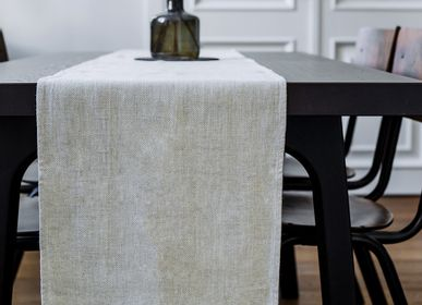 Linge de table - ramute runner  - LINOO