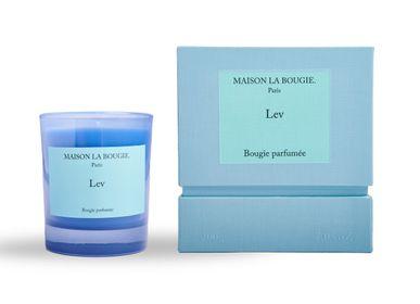 Bougies - Bougie LEV 200g - MAISON LA BOUGIE