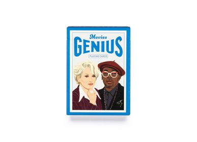 Gift - Genius Movies: Playing Cards - LAURENCE KING PUBLISHING LTD.