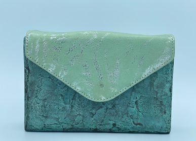 Clutches - Lauwood Clutch - Cement - LAUWOOD