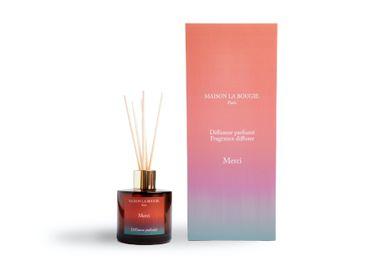 Parfums d'intérieur - Diffuseur MERCI 200ml - MAISON LA BOUGIE