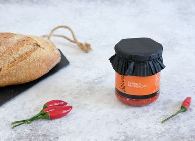 Condiments - Crème au piment - LOLIVA    PUGLIA  SALENTO