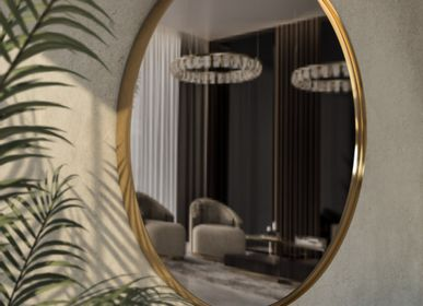 Chambres d'hotels - Miroir Ammira - CASTRO LIGHTING