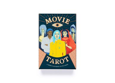 Gift - Movie Tarot: A Hero's Journey in 78 Cards - LAURENCE KING PUBLISHING LTD.