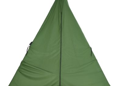 Sunshades - Green Stand Weather Cover  - HANGOUT POD