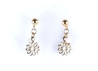 Jewelry - Edelweiss earrings - LITCHI