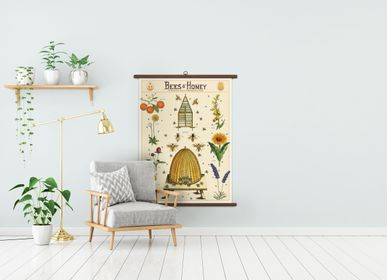 Other wall decoration - Cavallini vintage school chart - CAVALLINI & CO.