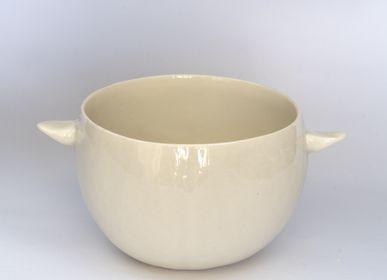 Ceramic - Melon Bowl - YUKIKO KITAHARA
