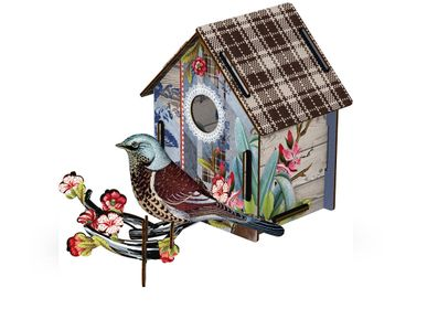 Other wall decoration - I'm back - Decorative birdhouse - MIHO UNEXPECTED THINGS