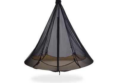 Outdoor floor coverings - Black Mosquito Net - HANGOUT POD