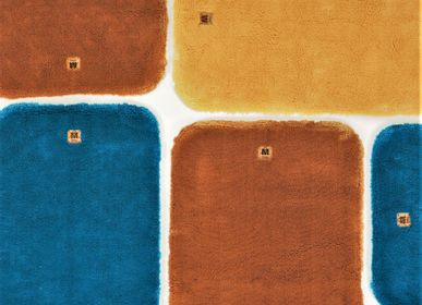 Hotel rooms - Monsilk™ Upcycling Bath Mat - THE CARPET MAKER