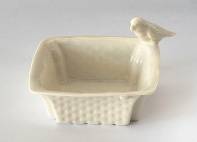 Decorative objects - MIni Bowl Parrot - YUKIKO KITAHARA