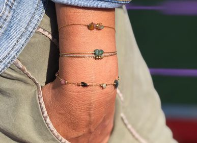 Jewelry - Tourmaline Bracelet - LITCHI