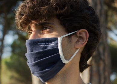 Prêt à porter - Masques de visage sécuritaires et réutilisables - MISS WOOD