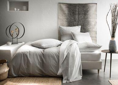 Bed linens -  NATURAL DUVET COVER - JULIE LAVARIERE