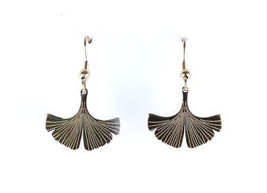 Jewelry - Earrings Ginkgo - LITCHI