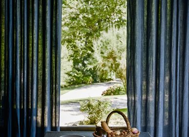 Curtains / window coverings - Tailor made - COULEUR CHANVRE
