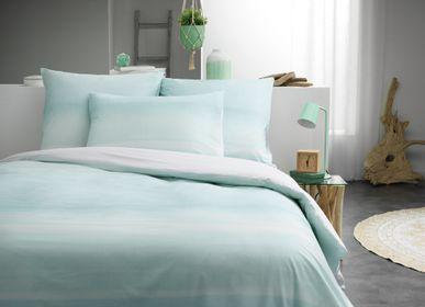 Bed linens - LAGOON DUVET COVER - JULIE LAVARIERE
