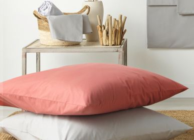 Bed linens - MARSALA DUVET COVER - JULIE LAVARIERE